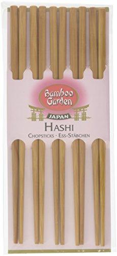 Bamboo Garden Hashi - Ess-Stäbchen, 72 g - 2 Stück