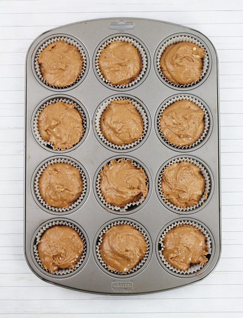 Muffin Grundrezept mit viel Platz für eigene Ideen | DIY Muffins | Muffin Rezept | Muffins selbermachen