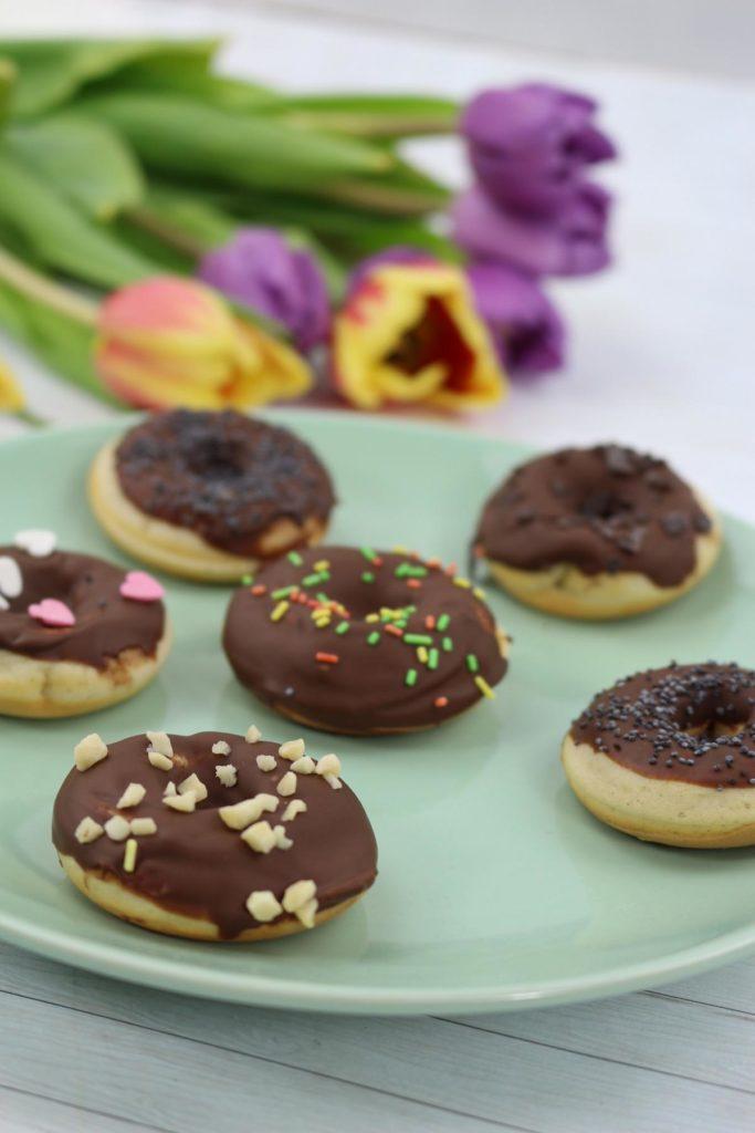 Donuts aus dem Donut Maker - Rezept