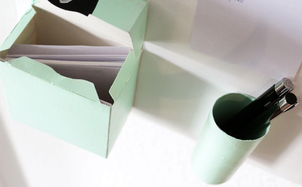 DIY Einkaufslisten-Organizer   Einkaufszettel-Organizer   DIY Haushalt