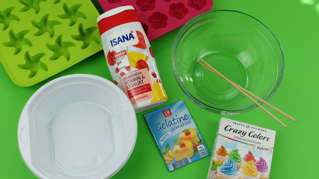 DIY Dusch Jelly im Lush Style selber machen   DIY Geschenkidee   Duschjelly