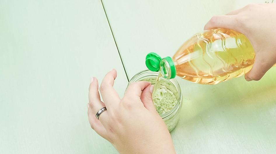 DIY Wasserkerze basteln Variante 2 - Schritt 5