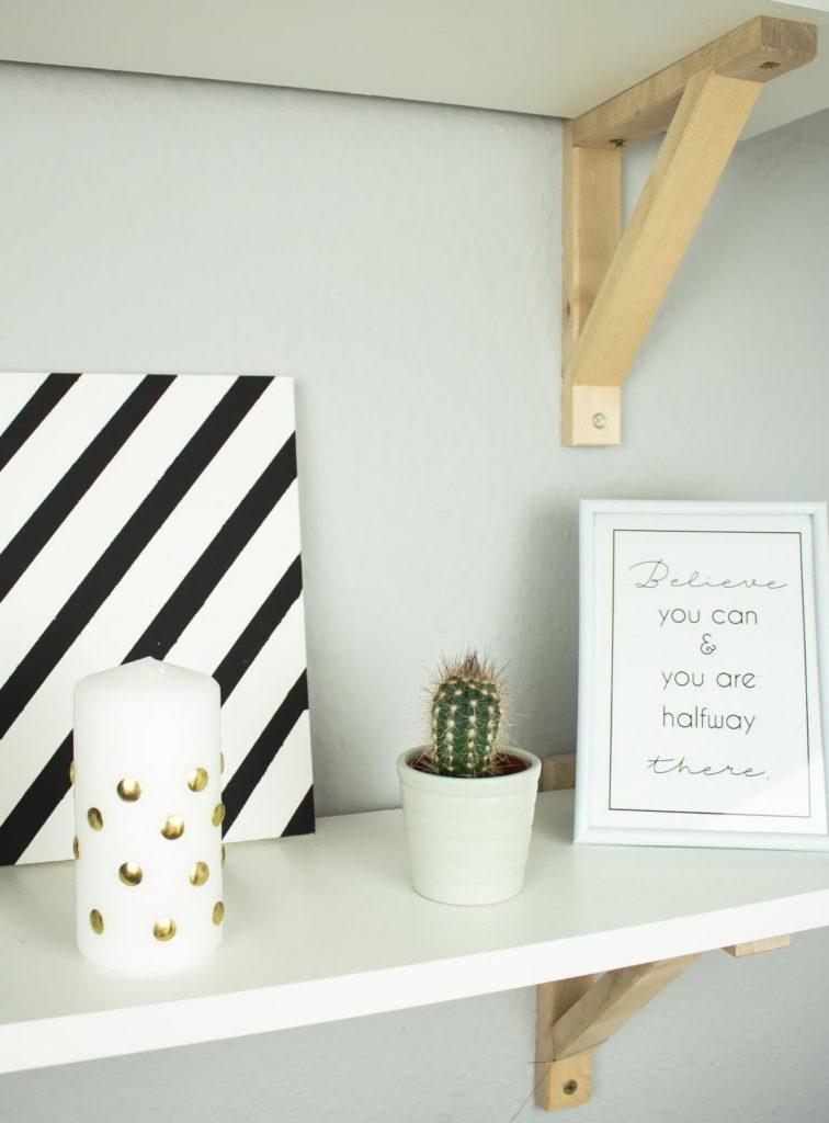 DIY günstige Deko Ideen basteln