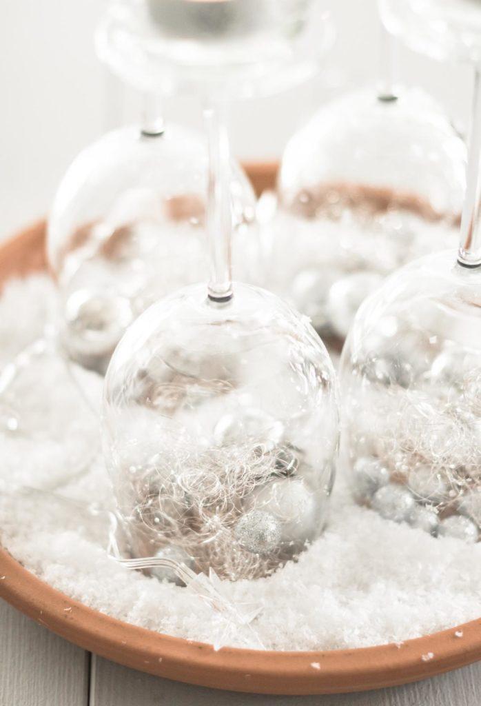DIY Adventskranz selber machen - schöne und günstige DIY Idee für Weihnachten