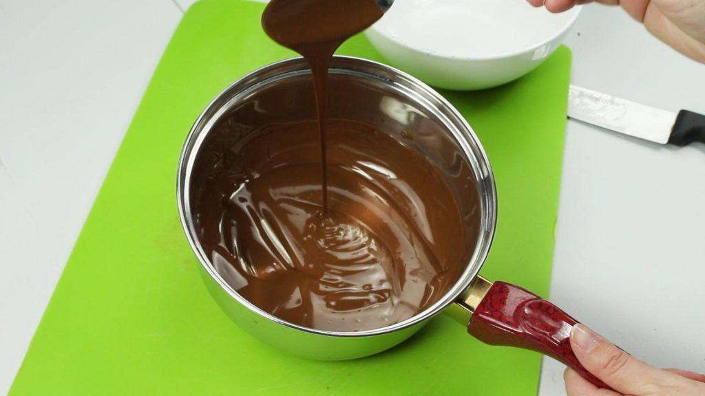 Schokolade selber machen - Schritt 2