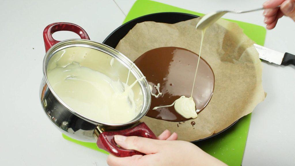 Schokolade selber machen - Schritt 4