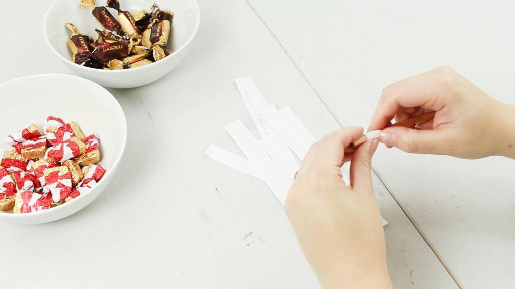 DIY Überraschungsglas - Schritt 3