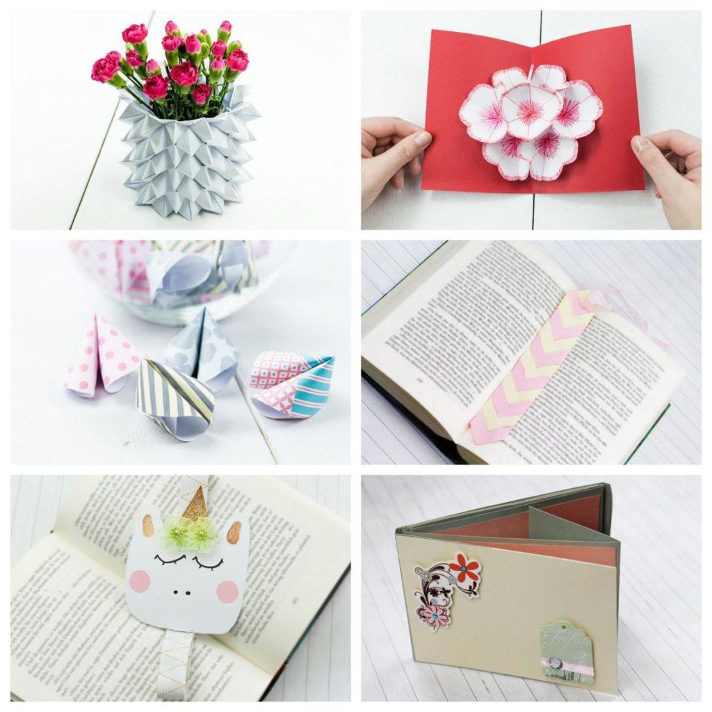 DIY Ideen aus Papier