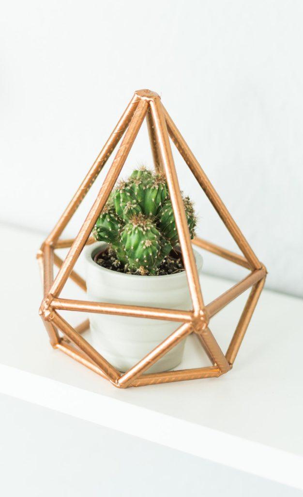 DIY Zimmer Deko - Himmeli