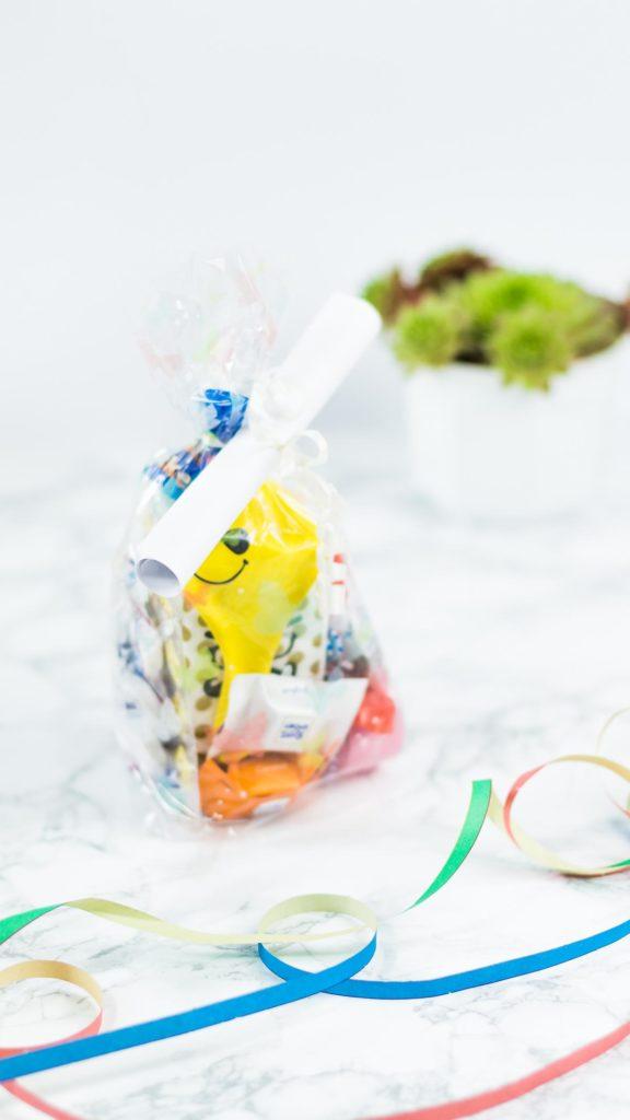 DIY Motivationsbeutel basteln - schöne, individuell anpassbare Geschenkidee für Jedermann