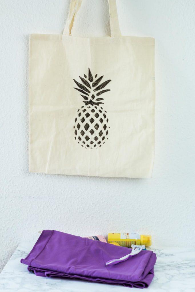 DIY Sommer Survival Kit basteln - tolle DIY Geschenkidee im Sommer