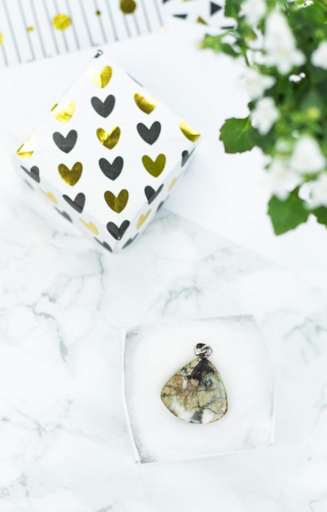DIY Schmuckkästchen aus Papier basteln - inspiriert von Stoneberry