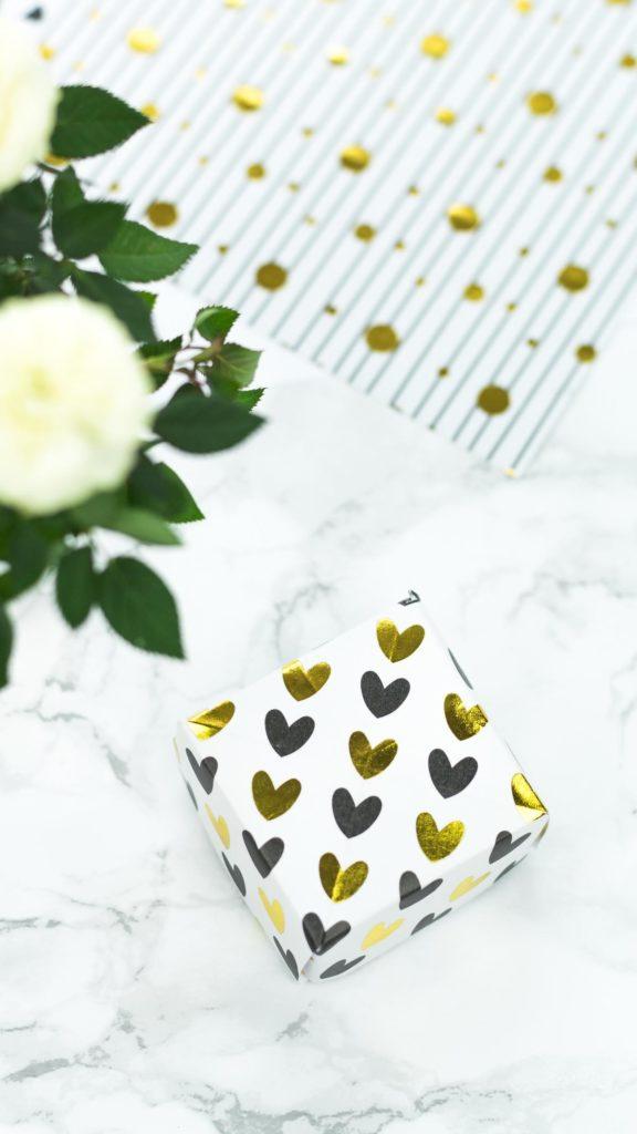 DIY Schmuckkästchen aus Papier selbermachen - inspiriert von Stoneberry