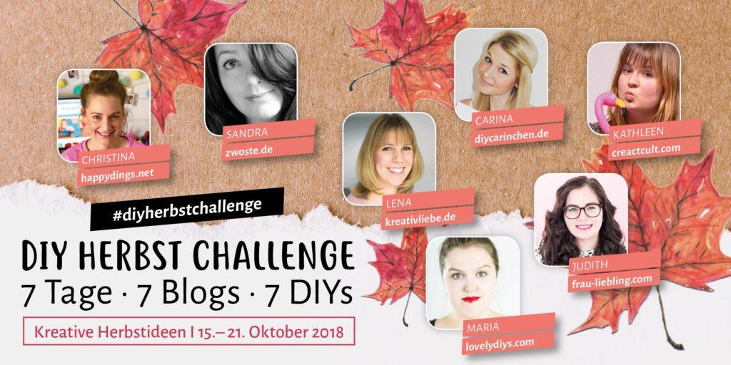 DIY Herbst Challenge